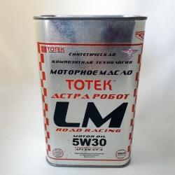 Масло Тотек Астра Робот LM 5W-30